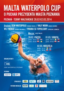 Plakat Malta Cup