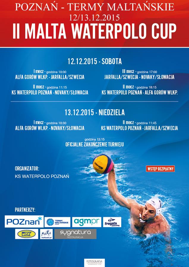 MALTA Waterpolo Cup 2015