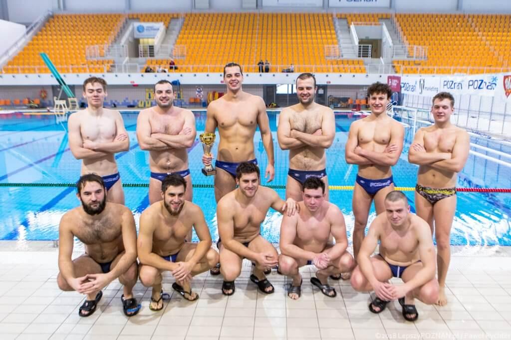 KS Waterpolo Poznań - Hornets Koszyce - Malta Waterpolo Cup